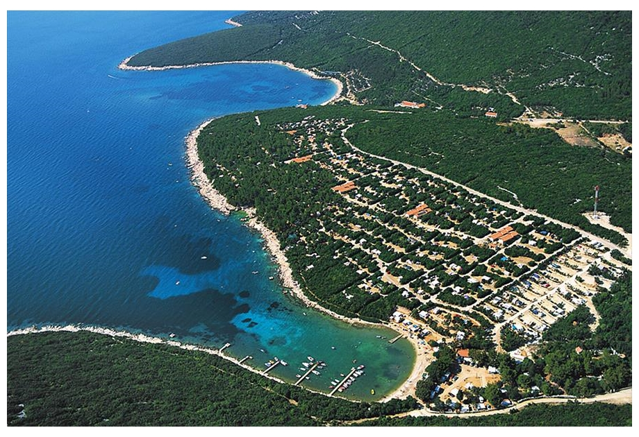 Camping Slatina, Martin??ica,Primorje-Gorski kotar,Croatia