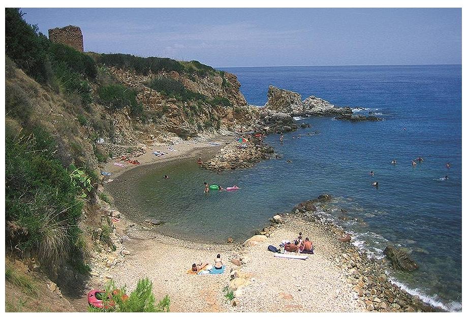 Camping & Village Rais Gerbi, Finale,Sicily,Italy