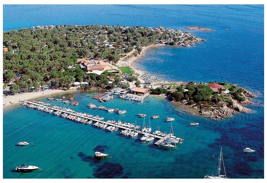 Campsite Centro Vacanze Isuledda, Cannigione,Sardinia,Italy